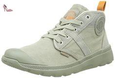Palladium Palavil HI cm M, Baskets Hautes Homme, Vert (Concrete/Wind Chime), 40 EU - Chaussures palladium (*Partner-Link)