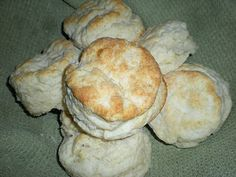 Easy, Flaky, Buttery Biscuits
