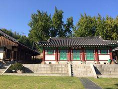 수원 향교의 명륜당