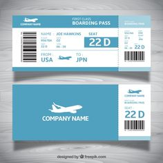 Carto De Embarque  Boarding Pass Brand Fonts And Business Cards