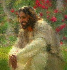 Christ is approachable, always.