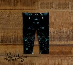 Jambières pantalons Leggings bébé imprimés par CreationLissaDesign Baby Fabric, Leggings, Trousers