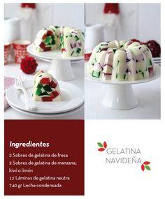 gelatina navideña