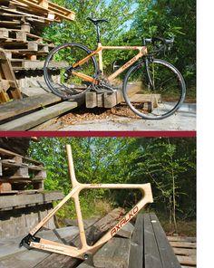 AXALKO de madera… arte en movimiento | bicimag.com