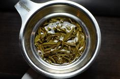 Again, more of this white tea. Found out it holds up well after multiple steepings and I'd definitely recommend it as a good beginner white tea. Refreshing, sweet and very little aftertaste.