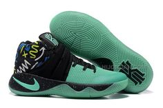 on sale f53b3 20ad7 2016 Discount Nike Kyrie 2 iD Sneakers Glow Soles