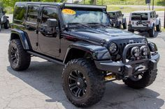 2013 Black Jeep Wrangler Unlimited Rubicon
