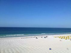 Clearwater Beach, Florida...I've been here about half a dozen times.  Love it!