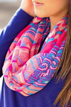 Sim ou não gente ? Amei essa seleção de lenço e cachecol http://imaginariodamulher.com.br/look/?go=1QDNcWy