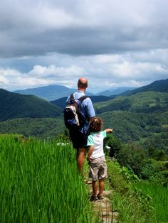 Traveling with children interview from With2kidsintow