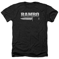 """Checkout our #LicensedGear products FREE SHIPPING + 10% OFF Coupon Code """"Official"""" Rambo:first Blood / Knife-adult Heather - Rambo:first Blood / Knife-adult Heather - Price: $34.99. Buy now at https://officiallylicensedgear.com/rambo-first-blood-knife-adult-heather"""