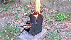 Rocket Stoves, Assassin, Science And Technology, Chili, Make It Yourself, Outdoor Decor, Instagram, Chile, Chilis