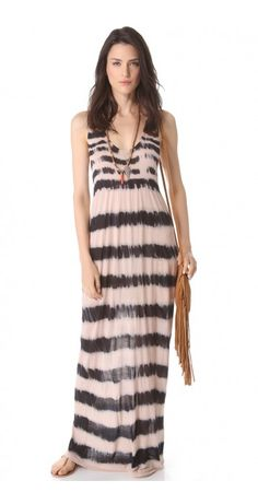 FORI DRESS $191.28 SPECIAL $35.60 YOU SAVE: 81% Hand-dyed stripes give this Soft Joie dress a relaxed attitude and complement the airy feel. Subtle ruching accents the empire waist. Scoop neck and racer back. Semi-sheer. Unlined.