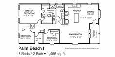 Palm Harbor Mobile Home For Sale in Grand Island FL, 32735