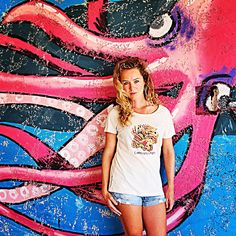 Sea Creatures, Graffiti, Tank Tops, Tees, Artist, Ocean, Inspiration, Fashion, Biblical Inspiration