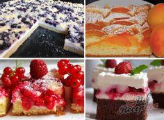 14 nejlepších receptů na jablkové koláče, na kterých si určitě pochutnáte | NejRecept.cz No Bake Cake, Tiramisu, Cereal, Cheesecake, Food And Drink, Pie, Lunch, Fruit, Cooking
