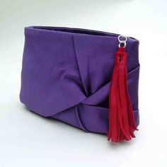 Clutch Purse PDF Sewing Pattern Download  by ConstructivPatterns