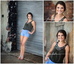 Powell Senior Photographer | Grace | Worthington Christian High ...