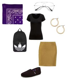 """""""C 02.28.17"""" by fashionqueen1995 on Polyvore featuring Nordstrom, Boohoo, TOMS and Topshop"""