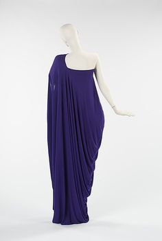 Evening dress Halston