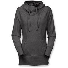 Simple Solid Color Slimming Long Sleeve Hoodie For Women
