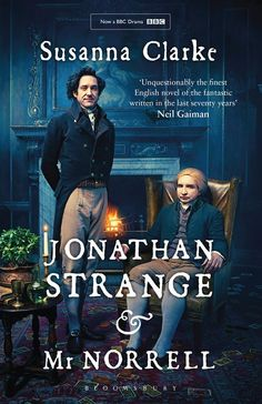 BBC America is Teasing us about the Jonathan Strange and Mr. Norrell Miniseries