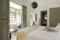 Riad Snan13 - Marrakech ♥ amberlair.com #Boutiquehotel #travel #hotel