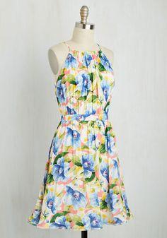 Ain't Seen Nothing Yacht Dress | Mod Retro Vintage Dresses | ModCloth.com