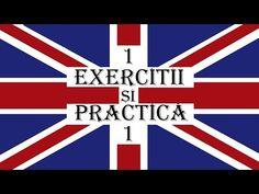 Invata engleza   Exercitii si practica 1 - YouTube English Phrases, English Writing, Calm, Youtube, Diy, Literatura, Culture, Sentences In English, Bricolage