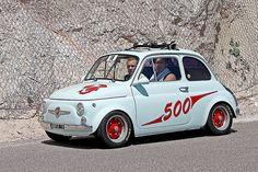 FIAT  500 Abarth by marvin 345, via Flickr ///// Senza alcun ordine La danza sia, Chi'l minuetto, Chi la follia, Chi'l alemanna Farai ballar.