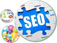 Web solution including seo and smo services