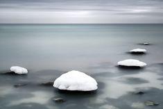 Snow Muffins: by Gundula Walz #Photography #Digital #Nature #Scenery #Waterscape