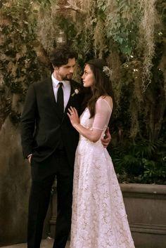 The Originals' Phoebe Tonkin Reveals Hayley's Werewolf Wedding Nuptials It was handmade by their wardrobe department