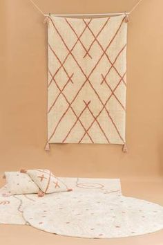 Rugs by Roo | 100% Cotton Berber Tan Machine Washable Area Rug Little Girl Bedrooms, Washable Area Rugs, Cotton Plant, Design Consultant, Diamond Pattern, Animals For Kids, Rug Making, Kids Bedroom, Free Design