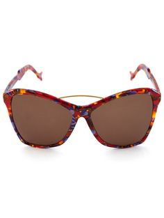 Sunglass multicolour Andy Wolf   Hand made