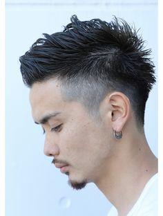 Curly Hair Men, Curly Hair Styles, Men's Hair, Asian Haircut, Business Hairstyles, Japanese Hairstyle, Haircuts For Men, Men Hairstyles, Hair Designs