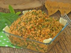 Do not say whether it is sterile from cauliflower. It is no different from vicious bulgur. It is also an ideal and very healthy recipe for diet. Appetizer Recipes, Soup Recipes, Diet Recipes, Healthy Recipes, Cauliflower Mushroom, Cauliflower Recipes, Turkish Salad, Turkish Recipes, Ethnic Recipes