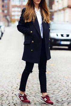 7 tenues tendances à porter avec des baskets | Astuces de filles