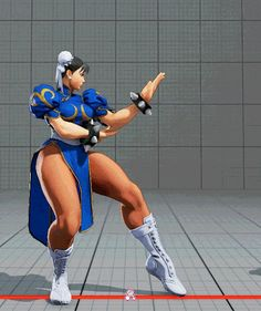 It's actually really relaxing to watch Chun Li, Character Design Girl, Game Character, Animation Reference, 3d Animation, Good Looking Women, Sexy Cartoons, Deviantart, Illustrations