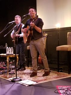 Ryan Kelly and Neil Byrne  Pittsburgh,  pa.  6/28/17