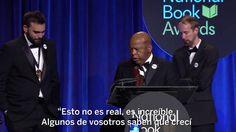 SOY BIBLIOTECARIO: El ganador del National Book Award recuerda cómo l...