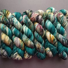 Ministry of Magic is in the shop! Yarn Color Combinations, Dyeing Yarn, Yarn Inspiration, Yarn Stash, Arrow Design, Color Boards, Yarn Shop, Hand Dyed Yarn, Hand Spinning
