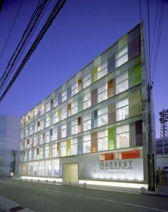 Harvest Medical College / Shogo Iwata    Photographs: Yoshihisa Araki