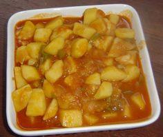 Hungarian Paprika Potatoes (Paprikas Krumpli)
