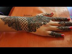 Stylish Simple Arabic mehndi design for back hand Design Inspiration Mehndi Designs Front Hand, Simple Arabic Mehndi Designs, Mehndi Designs Book, Mehndi Design Pictures, Mehndi Designs For Girls, Mehndi Designs For Beginners, Mehndi Designs For Fingers, Beautiful Mehndi Design, Latest Mehndi Designs