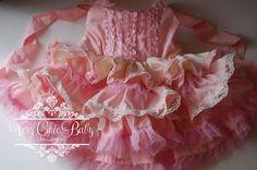 Magical Custom Tea Party Tutu Birthday Dress by VeryChicBaby, $82.00