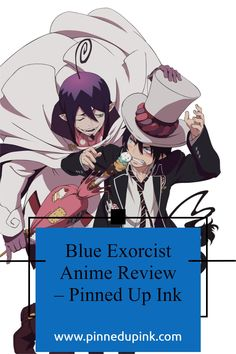 Blue Exorcist Anime, The Exorcist, Anime Kiss, Anime Art, Pointed Ears, Anime Reviews, Anime Tattoos, Anime Girl Drawings, Blue Flames