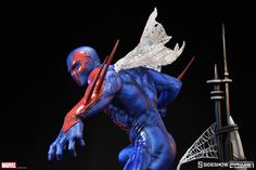 株式会社プライム1スタジオ / スパイダーマン2099/スパイダーマン2099 1/4スケール スタチューEX版