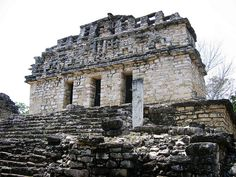 Yaxchilán, Chiapas - México