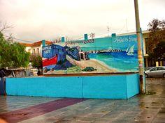 Fair Grounds, Walls, Doors, Artist, Painting, Artists, Painting Art, Paintings, Painted Canvas